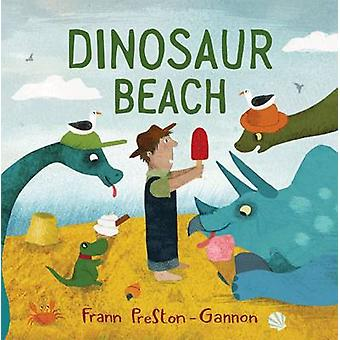 Dinosaur Beach by Frann Preston-Gannon - 9781843652762 Book