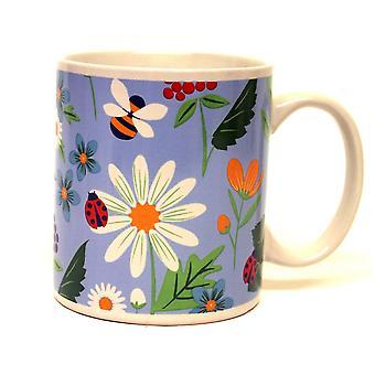 Gisela Graham Mug 35846 Kitchen Garden