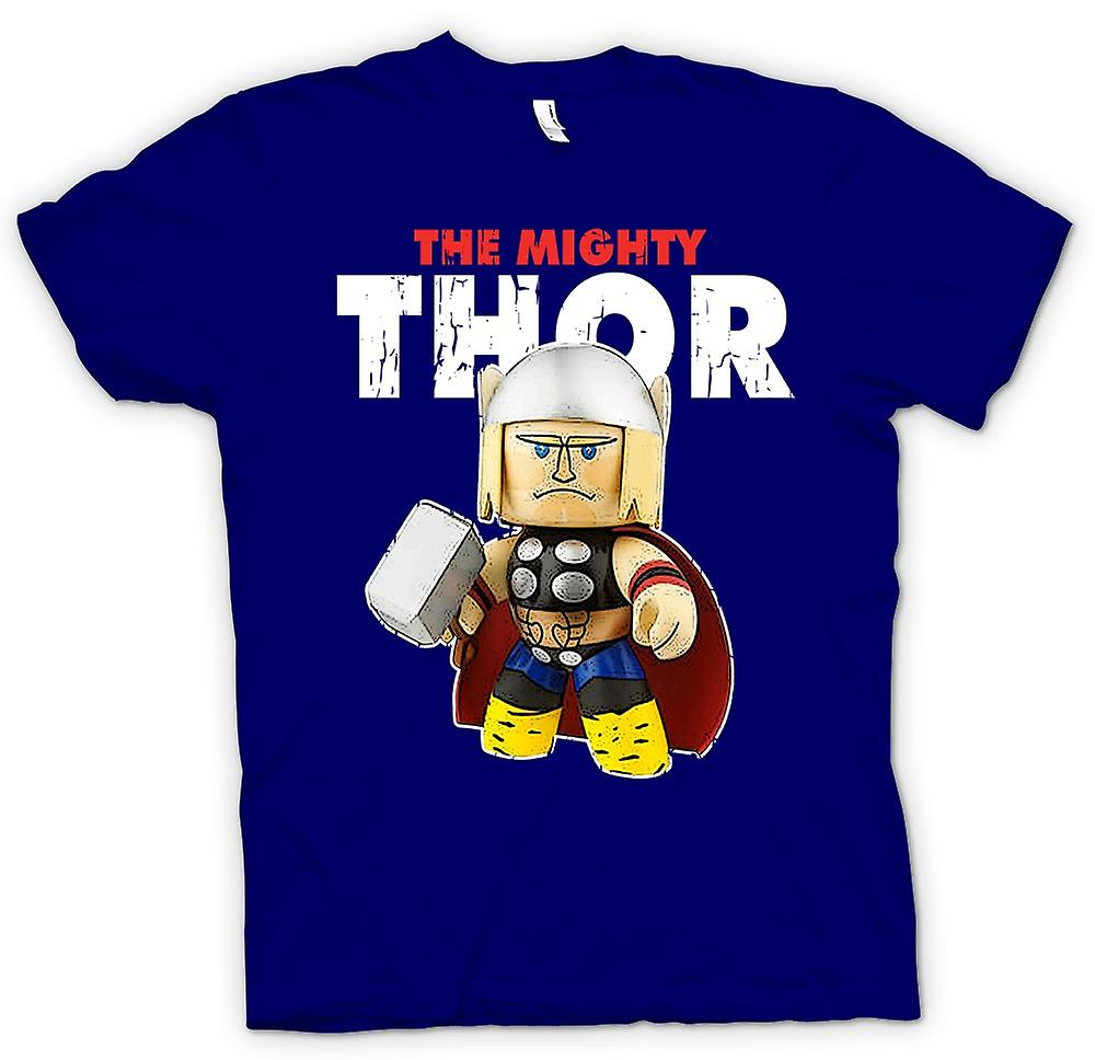 Mens t-shirt-The Mighty Thor carina