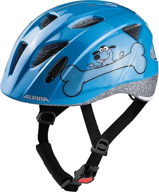 Casque de vélo enfant Alpina Ximo     bleu dog