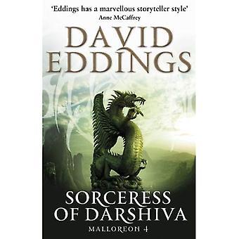 Sorceress Of Darshiva: (Malloreon 4) (The Malloreon