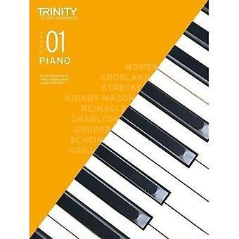 Trinity College London Piano Exam Pieces & Exercises 2018-2020 Grade 1 (Piano 2018-2020)