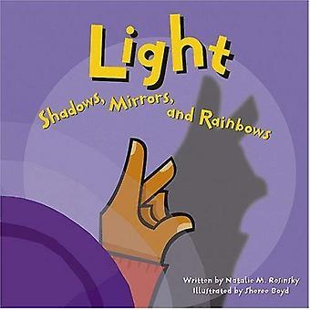 Luz: Sombras, espelhos e arco-íris (incrível ciência (janela))