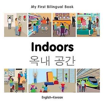 My First Bilingual Book - Indoors - Korean-English