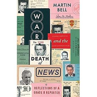 Krig och död nyheter