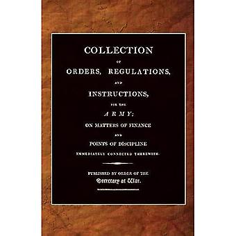Collection of Orders Regulations & Instr