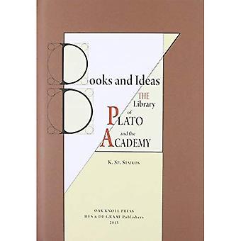 Boeken en ideeën: de bibliotheek van Plato en de Academie