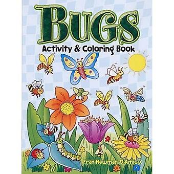 Bugs Activity and Coloring Book (Dover Children's Activity Books)