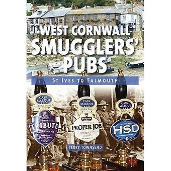 West Cornwall Smugglers' Pubs: St Ives to Falmouth