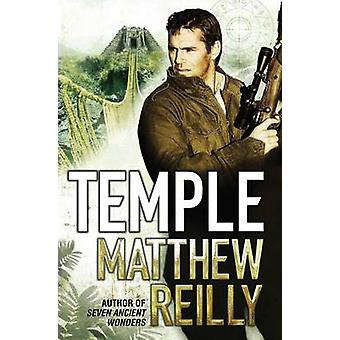 Temple by Matthew Reilly - 9780330525602 Book