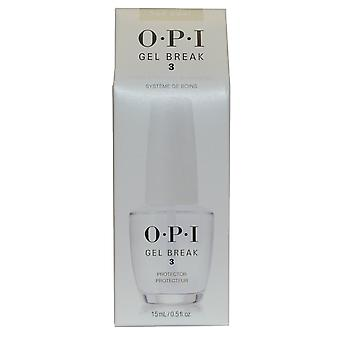 OPI O P I / O.P.I Gel Break Nail Protector Protecteur 15ml