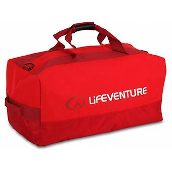 Lifeventure Expedition 100L Duffle Bag (Red)