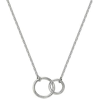 Bella Endless Link Necklace - Silver
