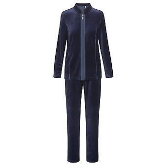 Rosch 1884163-11694 Women's New Romance Night Blue Loungewear Set