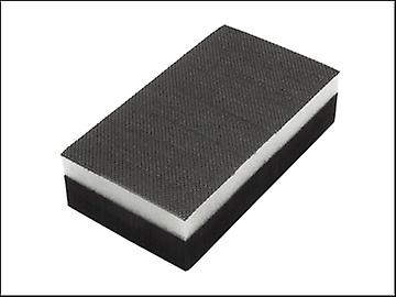 Flexipads World Class Hand Sanding Block Double Sided Medium/Soft 70 x 125mm