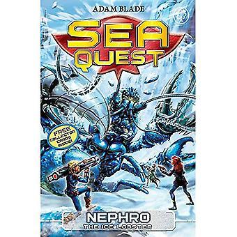 Zee Quest: 10: Nefro de ijs-kreeft