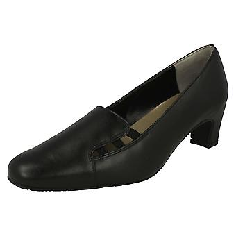 Ladies Van Dal Slip On Court Shoes Ester