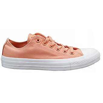 Converse zapatos de mujer de verano universal Chuck Tylor como buey 163307C