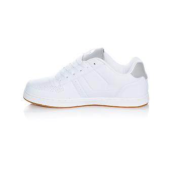 Osiris White-Gum-Light Grey Relic Shoe