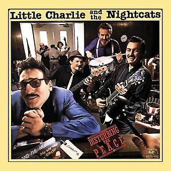 Kleinen Charlie & Nightcats - stören den Frieden [CD]-USA import