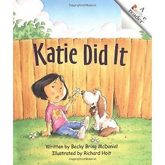 Katie Did It Book