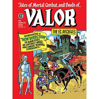 EC Archives - Valor by Carl Wessler - Otto Binder - Bernie Krigstein -