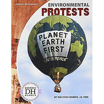Environmental Protests by Duchess Harris Jd - PhD - 9781532113970 Book
