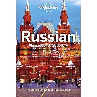 Lonely Planet russe phrasebook & dictionnaire par Lonely Planet ru