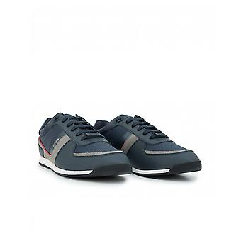 BOSS Footwear Maze Low Ballistic Nylon Trainers