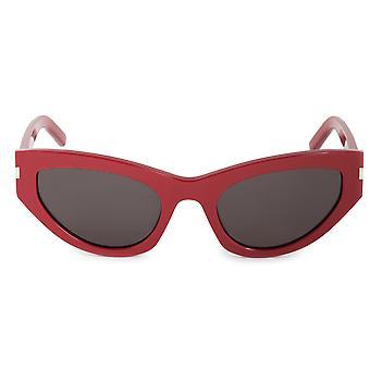Saint Laurent SL 215 GRACE 006 54 Cat Eye Sunglasses