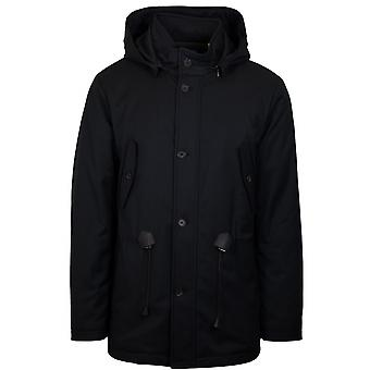 CC Collection Corneliani CC Collection Corneliani Navy Golden Age Parka Jacke