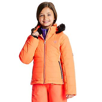 Dare 2b Girls Predate Water Repellent Hooded Ski Coat Jacket