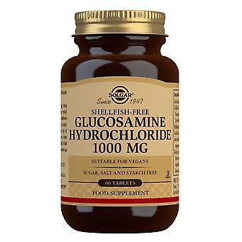 Solgar Glucosamine Hydrochloride 1000mg (Shellfish-Free) Tablets 60 (1311)
