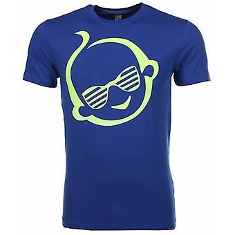 T-shirt Zwitsal-Blue