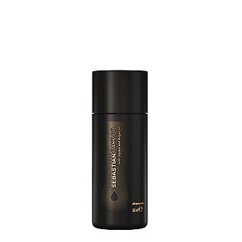 Sebastian mørk olje shampoo 50 ml