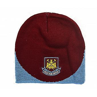 West Ham FC Beanie Hat - official product    (bb)