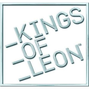 Kings Of Leon Block Logo neue offizielle Metall Pin Abzeichen