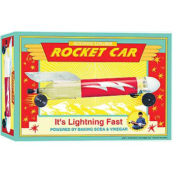 Scientific Explorers Rocket Car Kit . A203