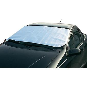 aluminium coated, Theft protection (W x H) 145 cm x 75 cm cartrend Cars Silver