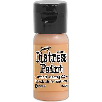Distress Paint Flip Cap 1oz-Dried Marigold TDF-53002
