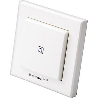 Homematic IP Wireless wall-mounted switch HMIP-WRC2 Max. range (open field) 150 m