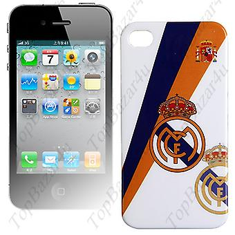 Cover IPhone 4/4S-Real Madrid CF
