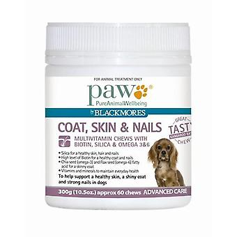 PAW Coat Skin and Nails 300g