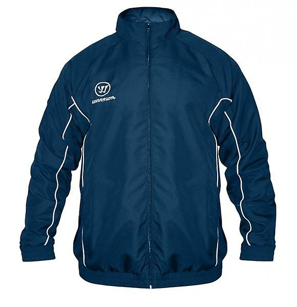 Warrior Track Jacket W2 navy senior