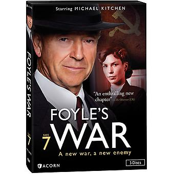 Foyle's War Set 7 [DVD] USA import