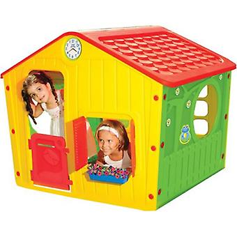 Buddy Toys Red child home (Outdoor , Houses And Stores)