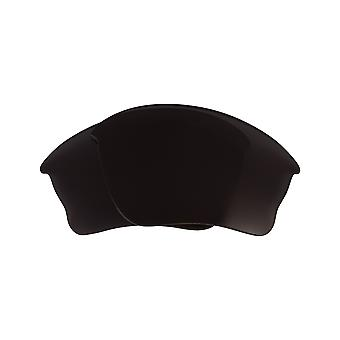 New SEEK Polarized Replacement Lenses for Oakley HALF JACKET XLJ Black