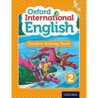 Oxford International English Student Activity Book 1 (Paperback) by Miles Liz