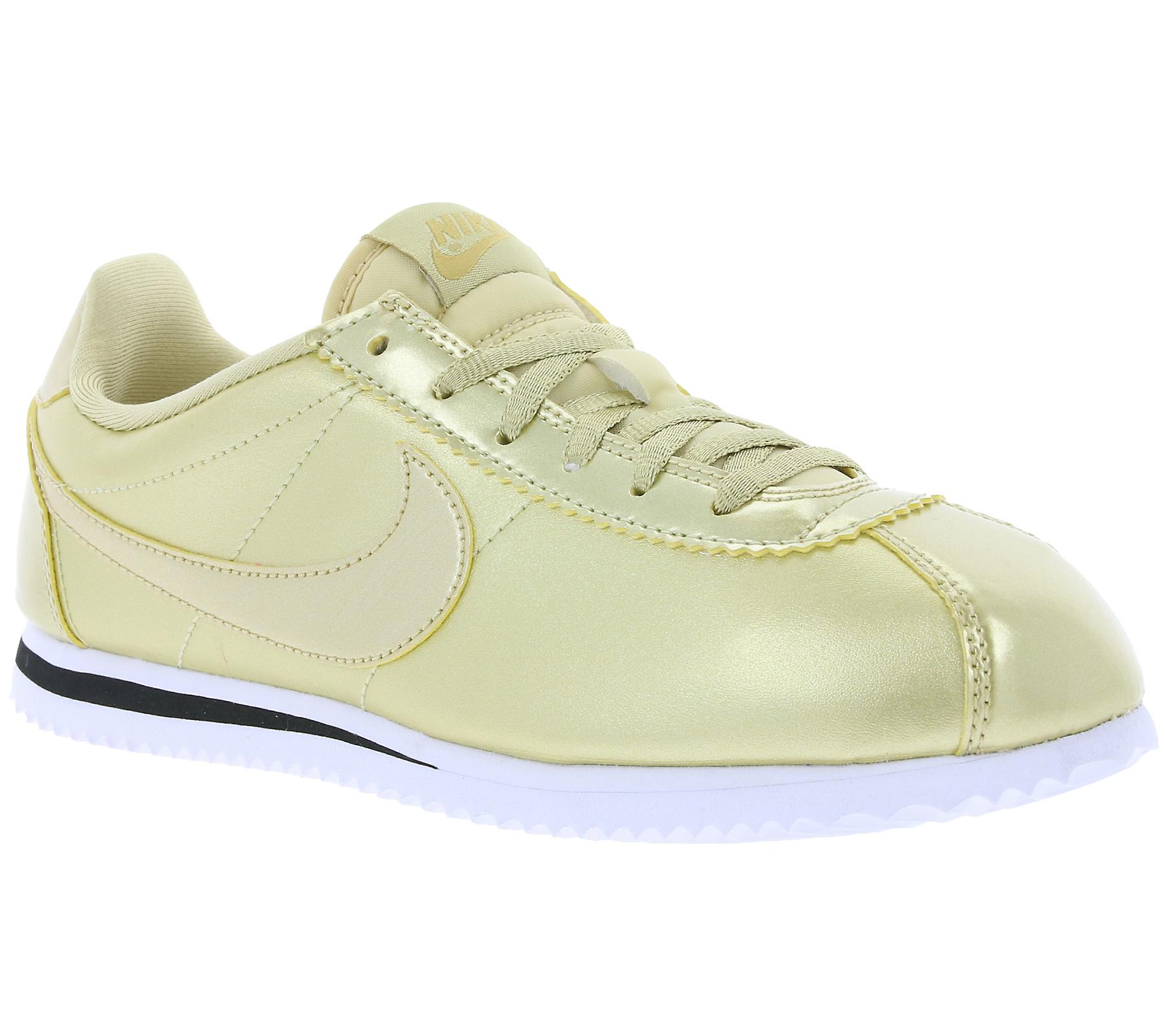 NIKE Cortez Special Edition GS Schuhe Kinder Sneaker Gold 859569 900