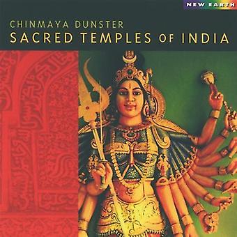 Betina Dunster - hellige templer i Indien [CD] USA import